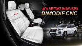 New Fortuner Makin Keren Dimodif CNC