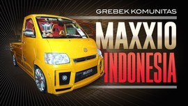 Grebek Komunitas : Maxxio Indonesia
