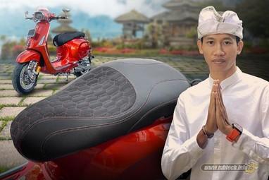 Spesialis Jok Vespa Modern di Bali